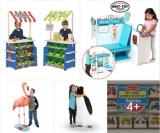 """מותג הצעצועים האיכותי לילדים Melissa and Doug ! מחירי סופ""""ש ללא מע""""מ!!!"""