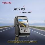 🔥🔥מצלמת הרכב החדשה והמשודרגת – VIOFO A119 V3🔥🔥
