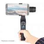 ABS 2 Axis Lightweight Handheld Brushless Stabilizer מייצב למצלמה – צירים עם שליטה אלחטית