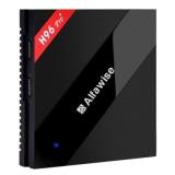 סטרימר מפרט מעולה במחיר מצחיק! Alfawise H96 Pro+
