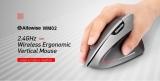 עכבר ארגונומי מבית אלפאוויז – WM02 Alfawise!
