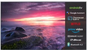 טלויזיות חכמות של שיאומי  בגדלים שונים : 65 / 55 / 43 /32 אינצ' –    XIAOMI Smart 4K Mi LED TV