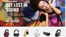 סייל על מוצרי Bluedio – אוזניות ורמקולים במחירים שווים!