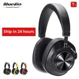 הרשו לעצמכם להתנתק קצת מהסביבה! אוזניות בלוטוס עם מסנן רעשים אקטיבי -Bluedio T7
