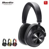 אוזניות בלוטוס T7 של Bluedio עם ביטול רעשים ואיכות מעולה!