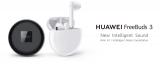 אוזניות בלוטוס אלחוטיות – HUAWEI Freebuds 3 TWS