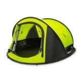 אוהל Instant Pop up Waterproof Tent ל-3-4 אנשים של שיאומי ב-74.99$ (מתחת למכס) ושילוח – חינם!
