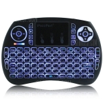 iPazzPort 21S Mini Keyboard מקלדת מצויינת לסטרימרים ובעברית !