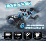 JJRC Q39 HIGHLANDER 1:12 4WD RC Desert Truck – RTR -$68.99…