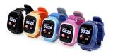 שעון GPS חכם לילדים עם סים מובנה של המותג Kidiwatch Color !!!