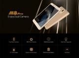 Leagoo M8 Pro סלולרי מרשים ומתחת לרף המכס! צפו בוידאו