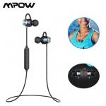 דיל בלעדי: אוזניות בלוטוס מגנטיות של Mpow 083A ! מעולות לעוסקים בספורט ובמחיר בלעדי לחברי הקבוצה!