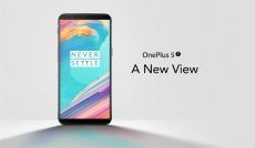 OnePlus5T בצבע שחור בגרסת ה-128GB
