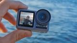 מצלמת האקסטרים DJI Osmo action האיכותית, בצניחת מחיר!