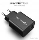 מטען של חברת BlitzWolf לסמארטפון – תומך בטעינה מהירה QC 3.0!