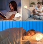מנורת לילה מעוצבת עם לחצן טאץ' – BlitzWolf BW-LT19