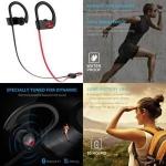בלעדי: אוזניות Mpow IPX7 מיוחדות לספורט, עמידות במים, אלחוטיות ועם מסנן רעשים במחיר מיוחד!