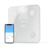 שקל חכם BlitzWolf® BW-SC1 WiFi Smart Body Fat Scale –