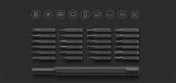 סט מיני מברג מעולה של שיאומי 25 חלקים – XIAOMI Mijia Wiha 24 in 1 Multi-purpose Precision Screwdriver Set