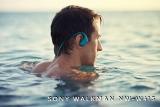 אוזניות בלוטוס לשחייה של סוני דגם Sony NW-WS413 !
