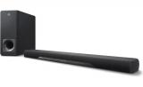מקרן קול עם סאבוופר אלחוטי Yamaha YAS-207 – צבע שחור