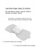 ? מכשיר המסאז' של שיאומי TENS Mini Magic Massage ⭐️⭐️⭐️