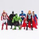 """סט גיבורי על The Avenger ! 6 דמויות במחיר של 24 ש""""ח בלבד!"""
