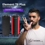 רמקול בלוטוס נייד חדש ועמיד במיוחד –   Tronsmart Element T6 Plus