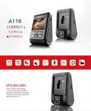מצלמת רכב VIOFO A119 V2 הכי טובה בשוק המצלמות שמתחת לרף המכס!