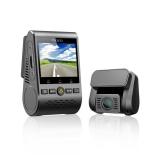 ? מצלמת הדרך הכפולה Viofo A129 Duo (קדמית ואחורית) עם GPS הכי מומלצת בשוק ⭐️⭐️⭐️