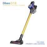 שואב אבק אלחוטי Wireless Dibea D18