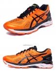 הנעליים של אסיקס ASICS GEL-KAYANO 23 חזרו למלאי! כל הצבעים זמינים וללא מכס!
