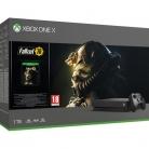 באנדל קונסולת Xbox One X 1TB +המשחק Fallout 76