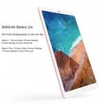 הטאבלט האדיר של XIAOMI Mi Pad 4 4G+64G LTE במחיר מעולה של $213.99 עם הקופון a06f56 ואפשרות לביטוח מכס!
