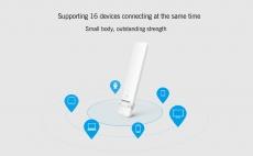 מגדיל טווח אינטרנט של שיאומי  Xiaomi Mi Wi-Fi Amplifier 2 300Mbps  במחיר מדהים כולל סרטון הדגמה!
