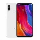 חזר! הסמארטפון שיאומי MI8 6/64GB צבע לבן ב-361$! גרסה סינית (יש צורך בצריבת רום אירופאי/גלובאלי)