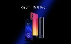 Xiaomi Mi8 Mi 8 Pro 6+128 – מכשיר הדגל החדש במכירה מוקדמת לגרסה הסינית (למבינים בלבד!)