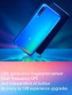 סמארטפון XIAOMI MI9 גירסת 128/6 GB