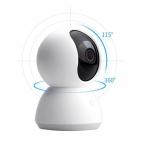 מצלמת האבטחה המצוינת של XIAOMI MIJIA 360 Degree 1080P רק ב-34.99$ עם הקופון הייחודי slmtkMI