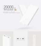 Xiaomi Power Bank 2C – סוללת גיבוי 20,000mAh