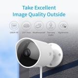 """מצלמת האבטחה YI 1080p WiFi Outdoor Security IP מתחת לרף המע""""מ!"""